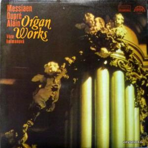 Olivier Messiaen / Marcel Dupré / Jehan Alain - Organ Works