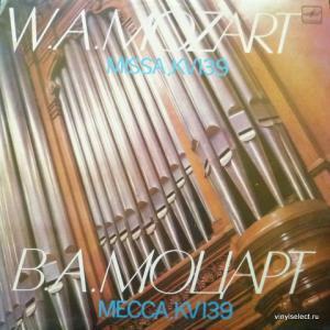 Wolfgang Amadeus Mozart - Missa, KV139