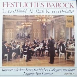 Neues Bachisches Collegium Musicum Leipzig - Festliches Barock (feat. J.S.Bach, G.F.Handel, J.Haydn, J.Pachelbel...)