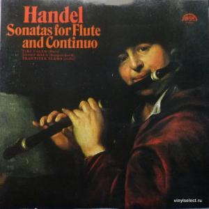 George Frideric Handel - Sonatas For Flute And Continuo
