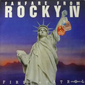 First Patrol / Patrol Orchestra - Fanfare From Rocky IV / Pioneer II