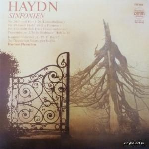 Joseph Haydn - Sinfonien Nr. 26,49,44, L'isola Disabitata Hob Ia :13 Sinfonia