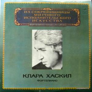 Clara Haskil - W.A.Mozart-Concerto No. 9 For Piano And Orchestra, D.Scarlatti-Sonatas, M.Ravel-Sonata