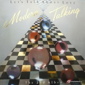 Modern Talking - Let's Talk About Love - The 2nd Album (Club Edition)