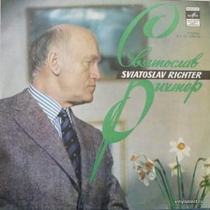Святослав Рихтер (Sviatoslav Richter) - L. V. Beethoven - Sonatas Nos.1, 7 For Piano