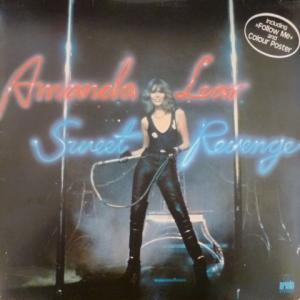 Amanda Lear - Sweet Revenge (+ Poster)