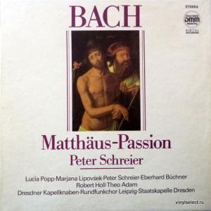Johann Sebastian Bach - Matthäus-Passion (feat. Peter Schreier)