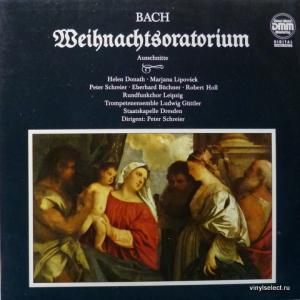 Johann Sebastian Bach - Weihnachtsoratorium (feat. P.Schreier)