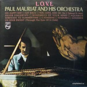 Paul Mauriat - L.O.V.E.