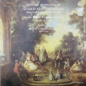 Wolfgang Amadeus Mozart - Quintett KV 452 / Trio KV 498