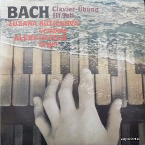 Johann Sebastian Bach - Choralbearbeitungen / Clavier-Übung III. Teil (feat. A.Veselá, Z.Růžičková )