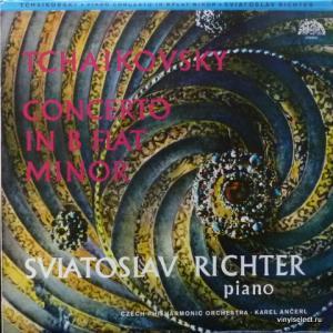 Piotr Illitch Tchaikovsky (Петр Ильич Чайковский) - Concerto No.1 In B Flat Minor Op.23 (feat. Sviatoslav Richter)