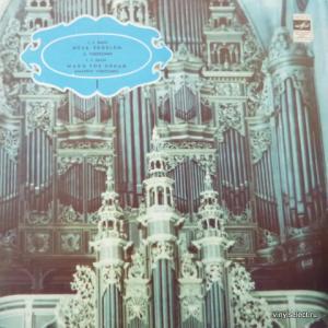 Johann Sebastian Bach - Органная Месcа / Хоральная Прелюдия (Mass For Organ) (feat. A.Veberzinke)