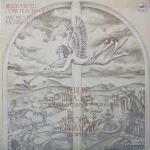 Henry Purcell / Antonio Vivaldi - Come Ye Sons Of Art / Magnificat