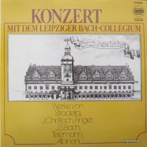Leipziger Bach-Collegium - Konzert feat. A.Stradella, J.S.Bach, J.Ch.Bach, G.Finger, G.P.Telemann, T.Albinoni