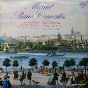 Wolfgang Amadeus Mozart - Piano Concertos №19, 17, 27 (feat. Pavel Štěpán & Musici de Praga)