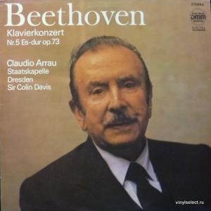 Ludwig van Beethoven - Klavierkonzert Nr.5 Es-dur op.73 (feat. Claudio Arrau)