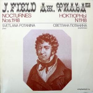 John Field - Nocturnes Nos. 11-18 (feat. S.Potanina)