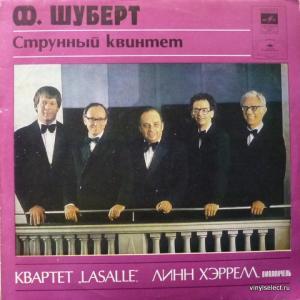 Franz Schubert - String Quintet (feat. LaSalle Quartet, Lynn Harrell)