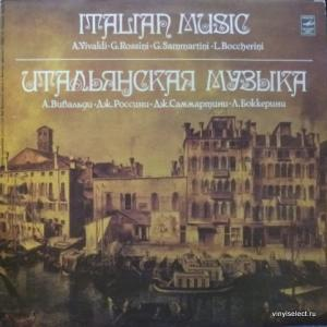 Литовский Камерный Оркестр - Italian Music (A. Vivaldi / G. Rossini / G. Sammartini / L. Boccherini)