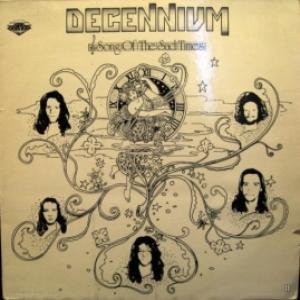 Decennium - Song Of The Sad Times