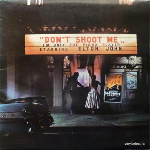 Elton John - Don't Shoot Me I'm Only The Piano Player (Translucent Red Vinyl)