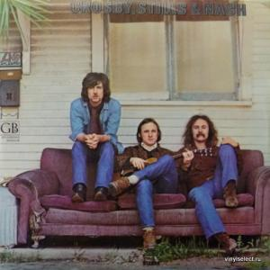 Crosby, Stills & Nash - Crosby, Stills & Nash (Club Edition)