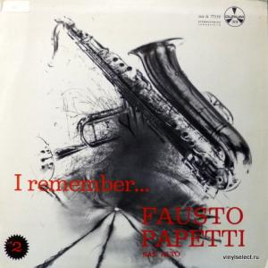 Fausto Papetti - I Remember... N°2