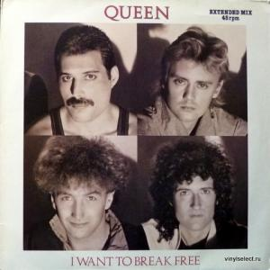 Queen - I Want To Break Free (Extended Mix)