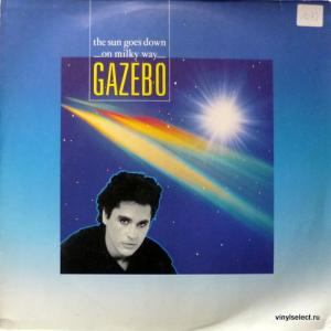 Gazebo - The Sun Goes Down On Milky Way