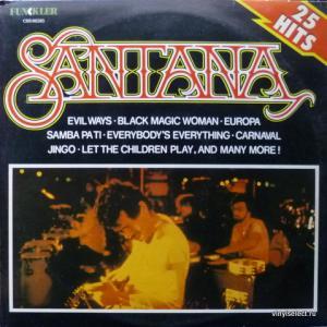 Santana - 25 Hits
