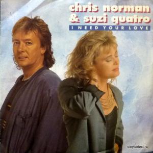 Chris Norman & Suzi Quatro - I Need Your Love