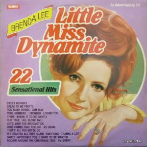 Brenda Lee - Little Miss Dynamite