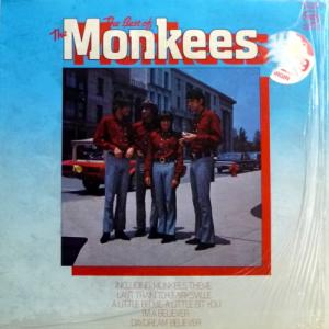 Monkees,The - The Best Of The Monkees