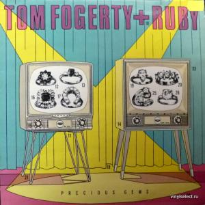 Tom Fogerty (ex-Creedence Clearwater Revival) - Precious Gems (feat. Ruby) (White Vinyl)