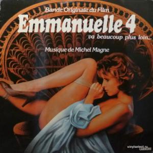 Michel Magne - Emmanuelle 4: Emmanuelle Va Beaucoup Plus Loin... (Bande Originale Du Film)