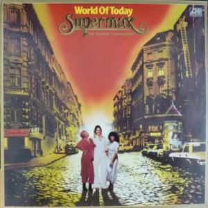 Supermax - World Of Today (Blue vinyl)