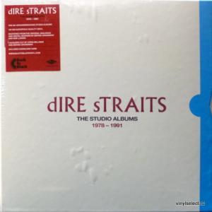 Dire Straits - The Studio Albums 1978 - 1991