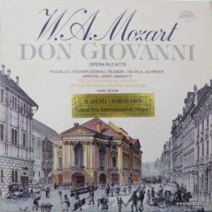 Wolfgang Amadeus Mozart - Don Giovanni (feat. E. Flagello, P. Schreier, K.Böhm...)