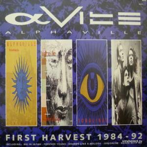 Alphaville - First Harvest 1984-92