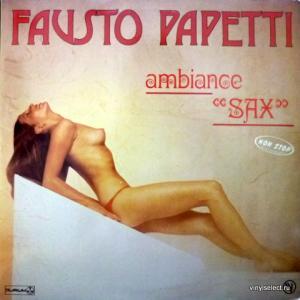 Fausto Papetti - Ambiance 'Sax'