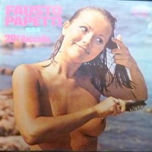 Fausto Papetti - 20a Raccolta
