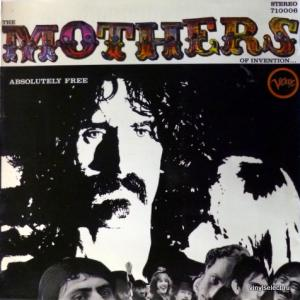 Mothers Of Invention - Absolutely Free