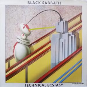 Black Sabbath - Technical Ecstasy