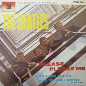 Beatles,The - Please Please Me (Red Vinyl)