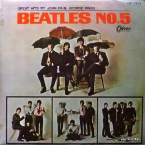 Beatles,The - Beatles No.5 (Red Vinyl)