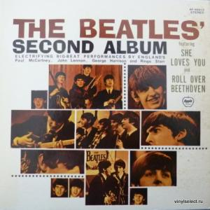 Beatles,The - The Beatles' Second Album (Red Vinyl) (Stereo)