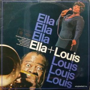 Ella Fitzgerald And Louis Armstrong - Ella And Louis (Ella And Louis Again Vol.1)