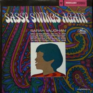 Sarah Vaughan - Sassy Swings Again