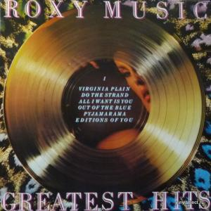 Roxy Music - Greatest Hits (Club Edition)